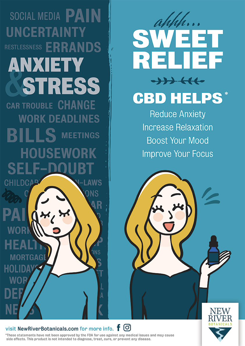 CBD vs. Anxiety: The Battle for Better Health