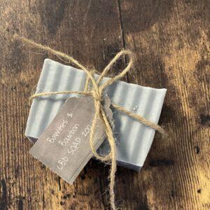 CBD Bow Tie & Bourbon Soap
