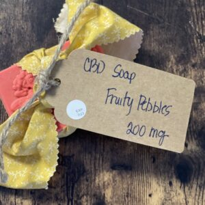 CBD Fruity Pebbles Soap