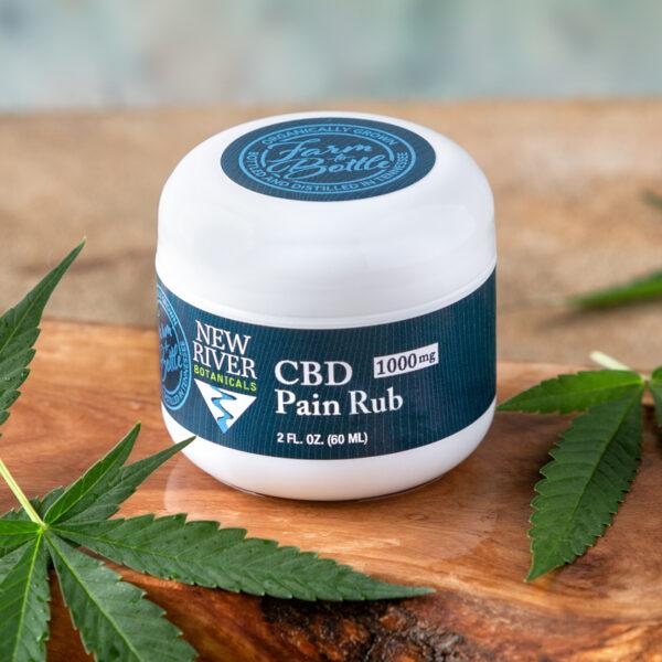 1000mg Pain Rub