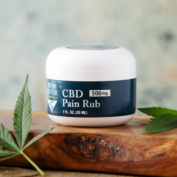 500mg Pain Rub