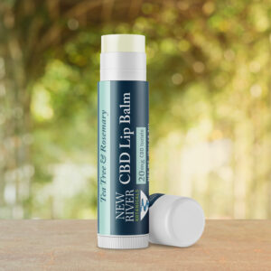 Tea Tree & Rosemary CBD Lip Balm